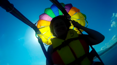 We Fly Parasail Parafly Cefalu
