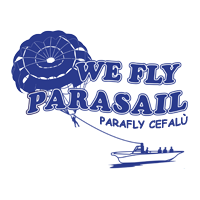 We Fly Parasail Logo
